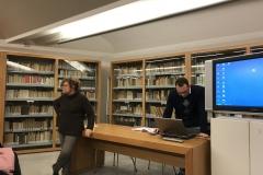 Tommaso Cheli iniziativa Fenoglio biblioteca San Giorgio