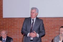 Da sinistra il Presidente ISRPT Roberto Barontini e il Presidente della Provincia Vanni
