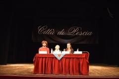 Teatro Pacini di Pescia, relatori Giorno della Memoria 2017