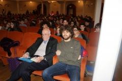 Roberto Barontini e Matteo Grasso
