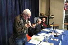 Silvano Sarti, Marco Palla e Roberto Barontini