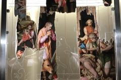L'adorazione dei pastori di Sebastiano Vini