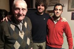 Silvano Sarti, Matteo Grasso, Massimo Vitulano