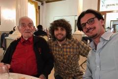 Silvano Sarti, Matteo Grasso e Tommaso Petti