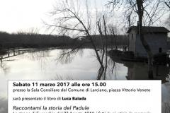 Presentazione libro Baiada Larciano 11-03-2017