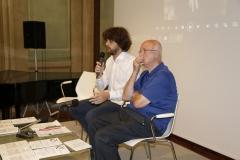 Matteo Grasso e Roberto Barontini