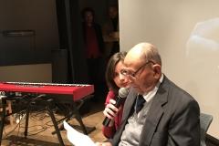 Marino Pedani e Amalia Chiovaro