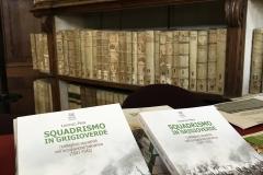 Presentazione libro Squadrismo Grigioverde
